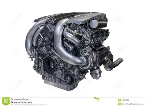 automotive motor moteur de voiture photo stock image 41884084