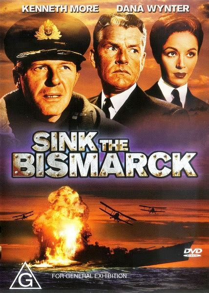 Sink The Bismarck by Sink The Bismarck 1960 Lewis Gilbert Kenneth More