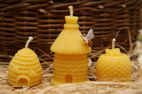 Handmade Beeswax Candles - local handmade beeswax candles brightwell bees