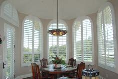 danmer simi valley custom shutters window treatments 3 1 2 inch arched plantation shutters by the louver shop