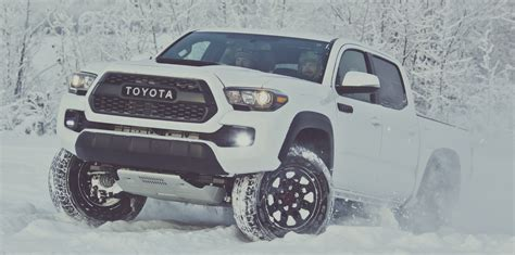 2016 Toyota Tacoma Trd Pro 2017 Toyota Tacoma Trd Pro Tougher Look And Feel