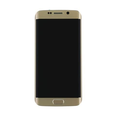 Handphone Samsung Galaxy Frame samsung galaxy s6 edge lcd touch screen assembly with frame gold premium