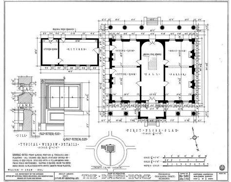 alabama house plans the john r drish house tuscaloosa al alabama architecture