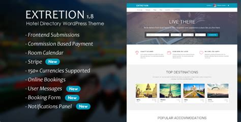 airbnb wordpress theme is there any booking based on wordpress hotel plugin