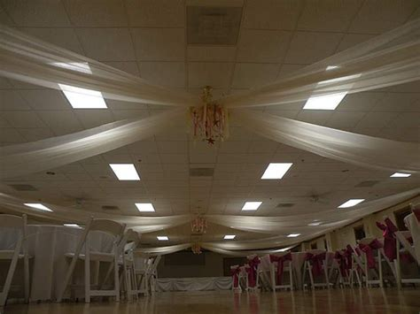 Draped Ceiling by Ceiling Fabric Draping Flickr Photo