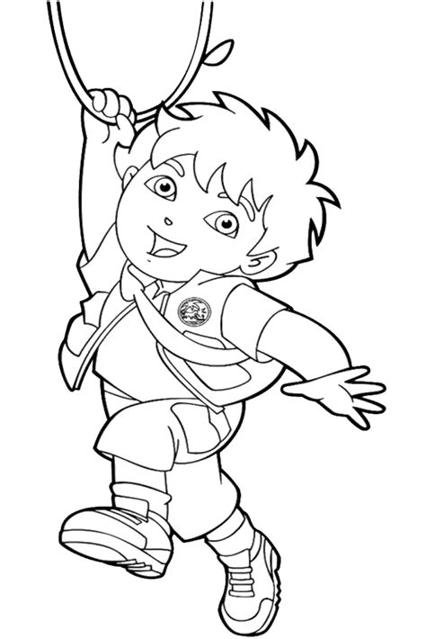 diego coloring pages nick jr diego coloring pages overview with all kind of free sheets