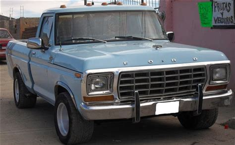 imagenes ford pickup 1979 ford ranger pickup 1979 im 225 genes del auto autoclasico