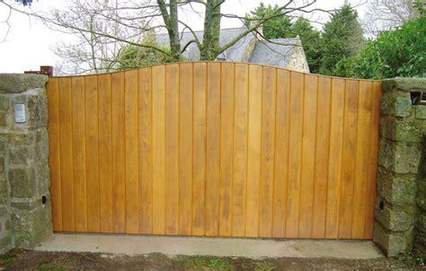 Garage Driveway Design portail de cl 244 ture pour prot 233 ger la maison partner