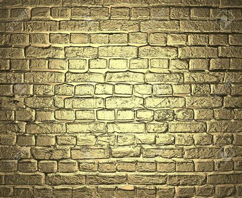 gold wall 13260015 gold background brick wall stock photo tony wideman