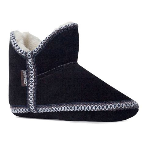 muk luks bootie slippers s muk luks 174 amira bootie slippers target
