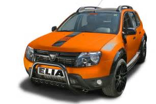Renault Duster Elia Elia Presents Two Different Tuning Takes On The Dacia Duster