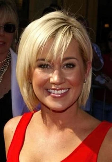 bobshortthinhair squareface 30 best short hairstyles for round faces short