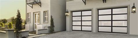 Glass Overhead Door Aluminum Glass Garage Doors 8850