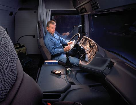 Truck Interior by Scania Interior Brasil Trucks Truck