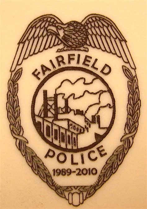 police badge tattoo designs designs sheriff fairfield
