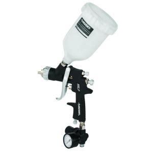 paint spray gun home depot husky gravity feed composite hvlp spray gun h4850ghvsg