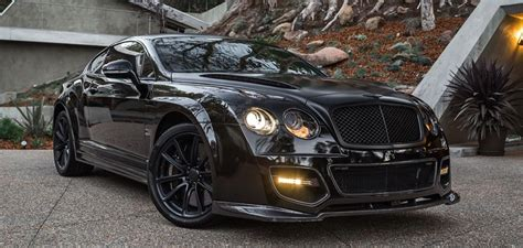 bentley blacked out blacked out bentley continental supersports for sale