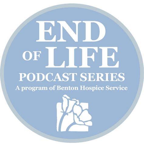 living at the end of a hospice addresses the most common questions books end of podcast from benton hospice service