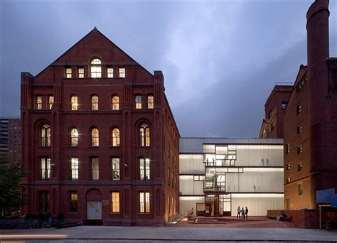 New York Architecture School Pratt Institute Higgins New York Building E Architect