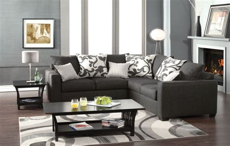 dark gray couch elegant sectional sofas for small spaces that operate