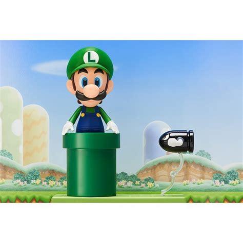 Nendoroid 393 Mario Bros Luigi Include Stand New Mib Kws buy mario bros luigi nendoroid 393 hobby toys japanese import nin nin