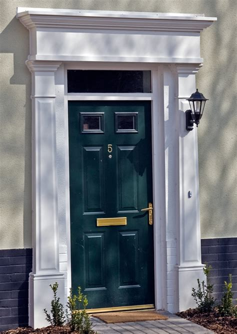 Exterior Door Surrounds The Best Front Door Surrounds Vibrant Doors