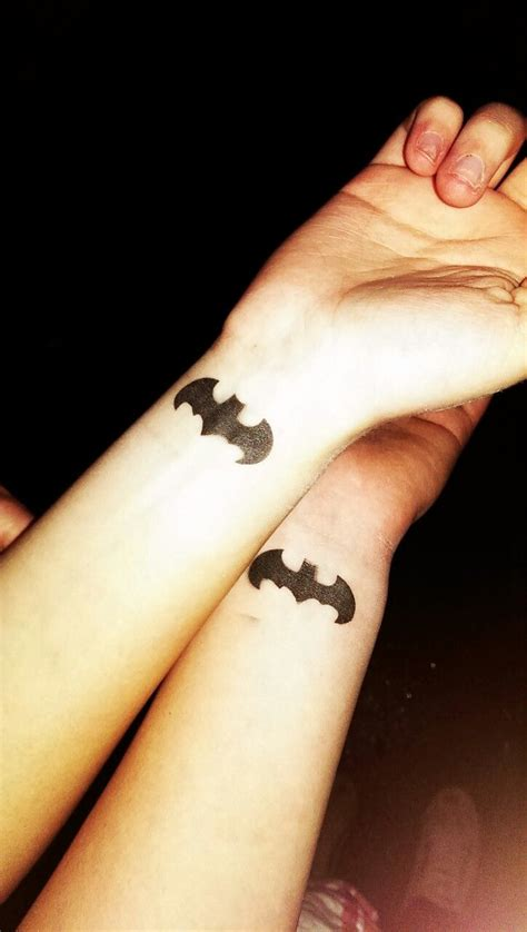 batman wrist ideas