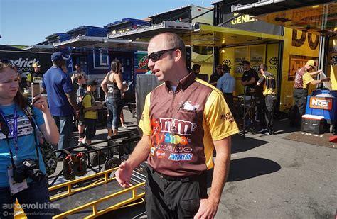 racing land toyota racing development no longer a stranger in a