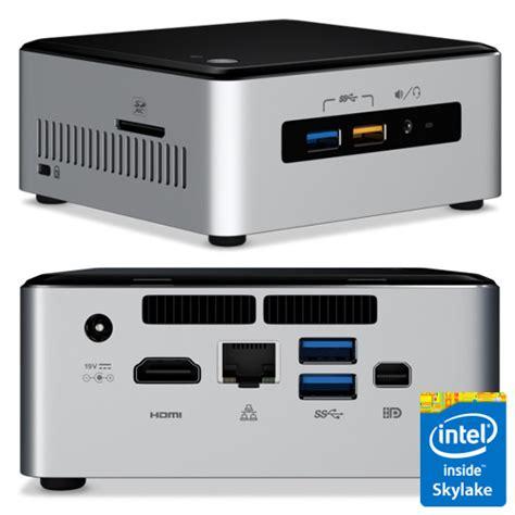 Mini Pc Intel Nuc Kit Nuc6i5syh Sw1 I5 Skyle 中古 intel nuc kit nuc6i5syh mini pc i5 6260u シリアル番号83400000030705 ベアボーン 通販ならドスパラ中古販売 横浜駅前 中古