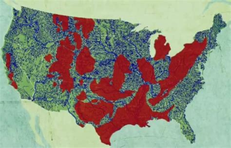 map of fracking in fracking and water map in the us strange sounds