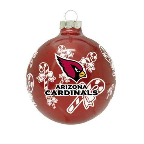 amazon com nfl ornaments arizona cardinals tree ornaments