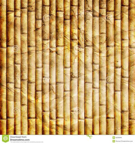Paper From Bamboo - bamboo paper stock illustration illustration of