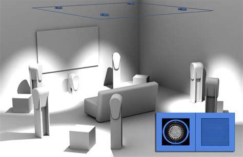 Atmos Lautsprecher Decke by 3d Surround Mit Einbaulautsprecher Die 3 Dimension Des
