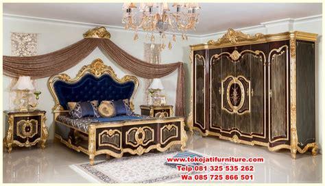 Tempat Tidur Ukiran Klasik set tempat tidur jati ukiran klasik jepara www