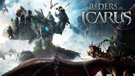 Beta Giveaway - try fantasy mmorpg riders of icarus with our final closed beta giveaway