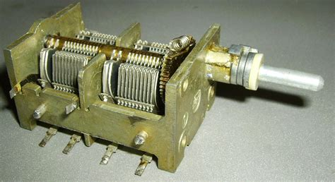 capacitor variable de radio file condensador variable jpg wikimedia commons