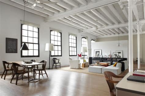 industrial apartment former textile workshop now a stylish loft apartment in