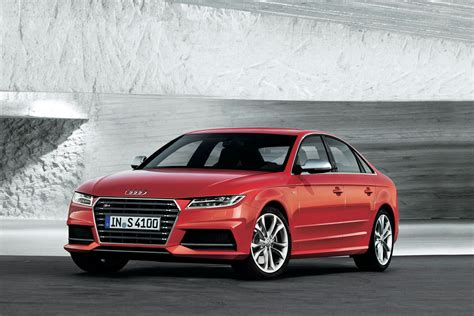 Audi A4 New by New Audi A4 2014 Pictures Auto Express