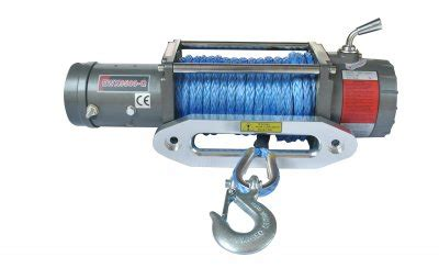Runva High Speed Winch Ewx 9500 Q 3 With Synthetic Rope 43ton runva winches