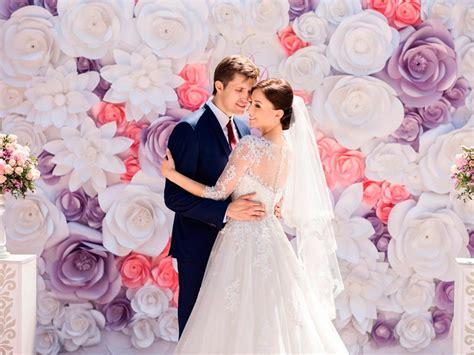 fotografa de boda cortinas y fondos con flores para boda una uni 243 n entre rom 225 nticas flores