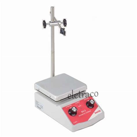 Magnetic Stirrer Stirrer Bar Ukuran 1 5 Cm magnetic stirrer 1l with heater 120x120mm analog