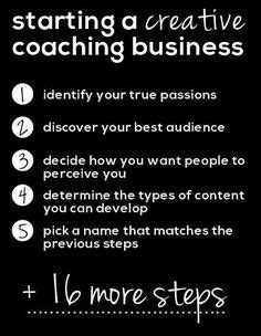 how to start a creative coaching business or consulting image result for employee handover take over format