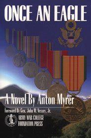 once an eagle once an eagle anton myrer paperback 1889927015