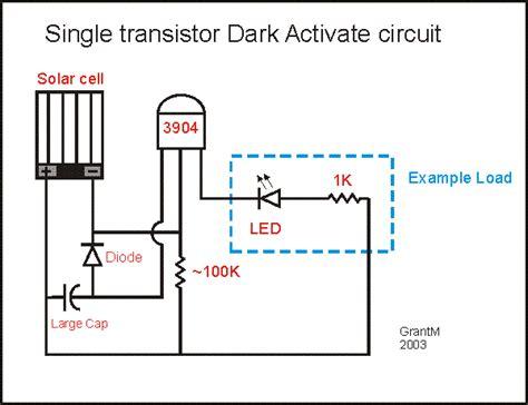 solar garden light circuit solar led light circuit diagram solar free engine