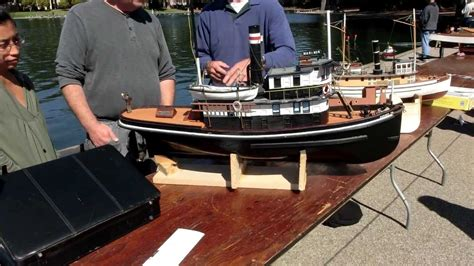 steam powered rc boat mini steam engines on remote controled boats 10 youtube