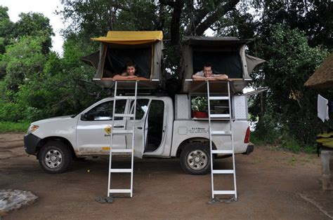 4x4 Awnings South Africa by Toyota Hilux 4x4 Cab Equipped Truck