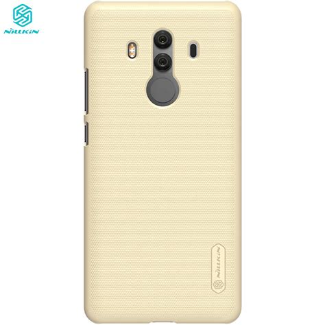 Folie Protectie Mate 10 Pro by Husa Huawei Mate 10 Pro Nillkin Frosted Shield Chagne