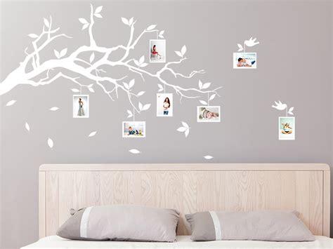 Wandtattoo Kinderzimmer Ast by Wandtattoo Ast Mit Fotorahmen Und V 246 Gel Wandtattoo De