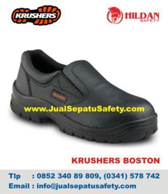 Sepatu Safety Krushers Boston Safety Kruser krushers boston 216134 jual sepatu safety shoes grosir
