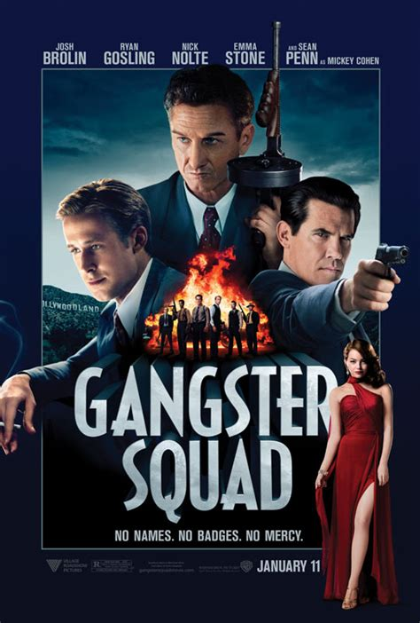 film gangster paris gangster squad les gangsters sont de retour dans une
